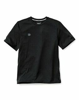 Champion T Shirt Crewneck Men's Double Dry Heather Tee Short