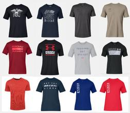 UNDER ARMOUR T SHIRTS MENS AUTHENTIC HEATGEAR TECH TEES TANK