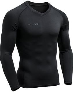 Tesla TM-YUV34-BLK_Large Men's Thermal Wintergear Compressio