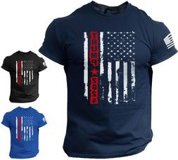 trump 2020 t shirt american flag maga